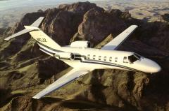 Rent sale of the Cessna CJ 2 airplane
