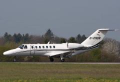 Rent sale of the Cessna CJ 3 airplane