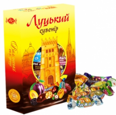 Набор конфет луцкий сувенир