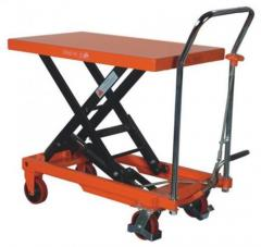 Lifting tables