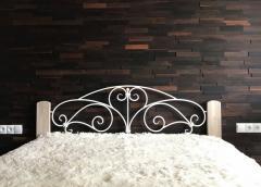 Декор для стін з дерева Brick Дуб Thermo Wood