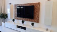 Decorative panels for walls