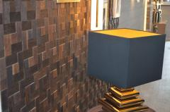 Декор для стін з дерева Enfasi Дуб Thermo Wood