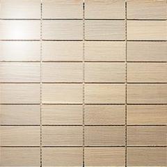 Dřevěná mozaika Oak White tónovací 8 x 4