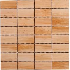 Дерев'яна мозаїка Вільха Giovane Natural 8 × 4