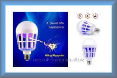 Уничтожитель насекомых - лампа Killer Lamp