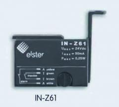 The sensor of impulses of LF the INZ 61 sensor to