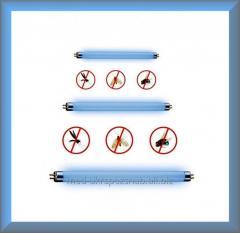 УФ лампа для уничтожителей насекомых,  6 Вт