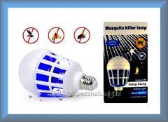 Ловушка-уничтожитель насекомых, лампа Killer Lamp