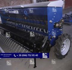 Сеялка зерновая навесная GT-3, 0Н,  СЗ