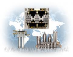 Фильтровальные станции, фильтра и фильтроэлементы