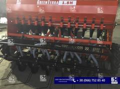 Сеялка зерновая навесная GT-1, 8Н,  СЗ
