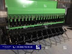 Сеялка зерновая навесная GT-2, 4Н,  СЗ