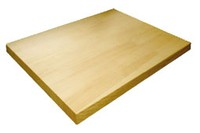 Board furniture oak