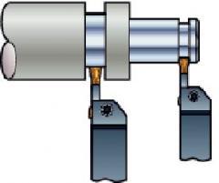Инструмент для обработки канавок