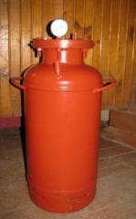 Автоклав бытовой для производства консерв в