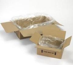 Мешок-вкладыш полиэтиленовый пакет 45*50 см