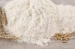 Wheat flour in bags of PP of 25 tons