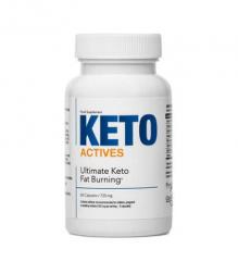 Капсулы для похудения Keto Actives (Кето Активс)