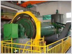 The grinding industrial equipment, Ukraine.