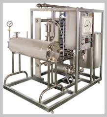 Автоматизированые пастеризационно-охладительные