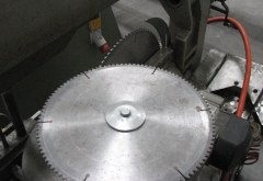 Two-disk Graule milling machine Type: AS - 450