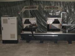 Two-headed saw of ELUMATEC DG 104 (2003)