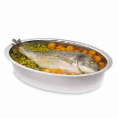 """Овал """"Fornomania"""" для запекания рыбы,"""