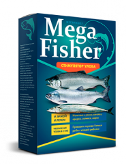 Активатор клева Mega Fisher (Мега Фишер)