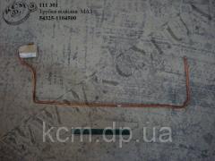 Трубка підвідна 54325-1104500 МАЗ,  арт....