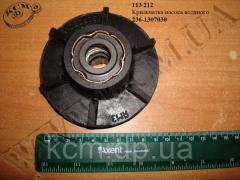 Крильчатка насоса водяного 236-1307030, арт. 236-1307030