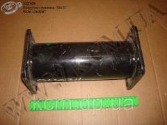 Патрубок глушника 5336-1203187 МАЗ,  арт....