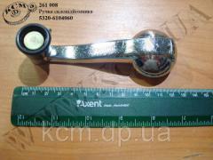Ручка склопідйомника 5320-6104060