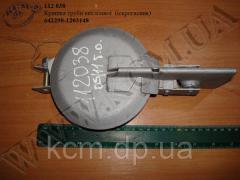 Кришка труби вихлопної 642290-1203148 (іскрогасник), арт. 642290-1203148