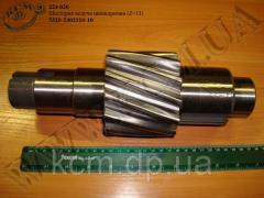 Шестерня ведуча циліндрична 5320-2402110-10 (Z=13)