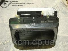 Опалювач кабіни в зб. 4370-8101010 МАЗ, ...