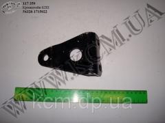 Кронштейн КПП 54328-1715022,  арт. 54328-1715