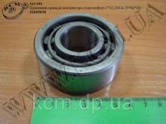 Підшипник привода вентилятора 32605КМ (гідромуфти, 7511,238-Б; 25*62*24), арт. 32605КМ