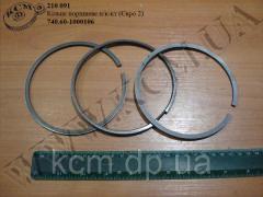 Кільце поршневе 740.60-1000106 (Евро 2)