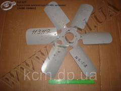 Крильчатка вентилятора 236НЕ-1308012 (D=600, металева), арт. 236НЕ-1308012
