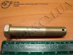 Болт стабілізатора 372935 (М20*1, 5*110) МАЗ