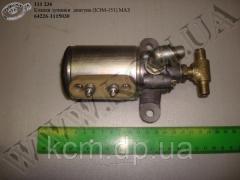 Клапан електромагнітний зупинки двигуна 64226-1115030 (КЕМ-151) МАЗ, арт. 64226-1115030