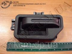 Ручка внутрішня відкривання дверей ліва 6430-6105182-01 МАЗ, арт. 6430-6105182-01