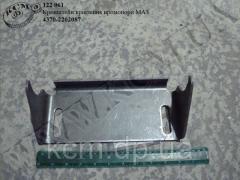 Кронштейн промопори 4370-2202087 МАЗ, арт. 4370-2202087