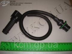 Підігрів під основу з підкачкою PL270/420-200 КСМ, арт. PL270/420-200