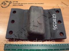 Кронштейн пристрою сідлового 64221-2702056 (під подушку), арт. 64221-2702056
