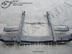 Каркас пола кабіни 5320-5114010 КамАЗ