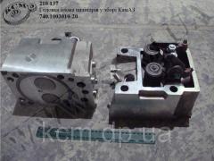 Головка блока циліндрів в зб. 740.1003010-20 КамАЗ