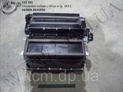 Опалювач кабіни в зб. н/з 643008-8101010 МАЗ, арт. 643008-8101010