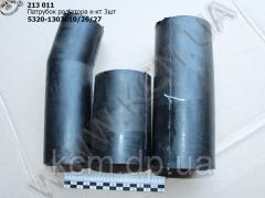 Патрубок радіатора к-кт 3шт 5320-1303010/26/27
